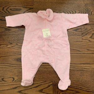 Brand new elegant fleece onesie